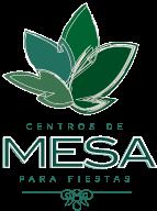 Centros de Mesa para Fiestas Logo
